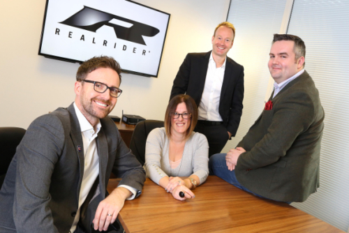 Angel Investee REALRIDER secures £1m to scale up
