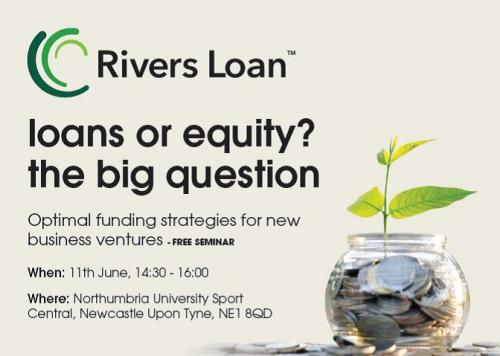 Loans or Equity the big question...
