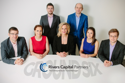 Rivers Capital Partners and Ground Six collaborate to build upon the region's thriving digital creative industry