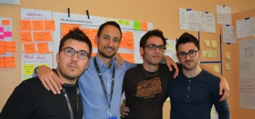 Italian foursome secure investment for dating app