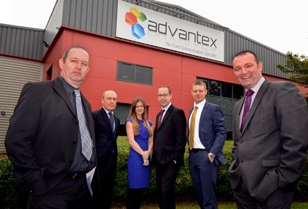 IT company advances with investment boost